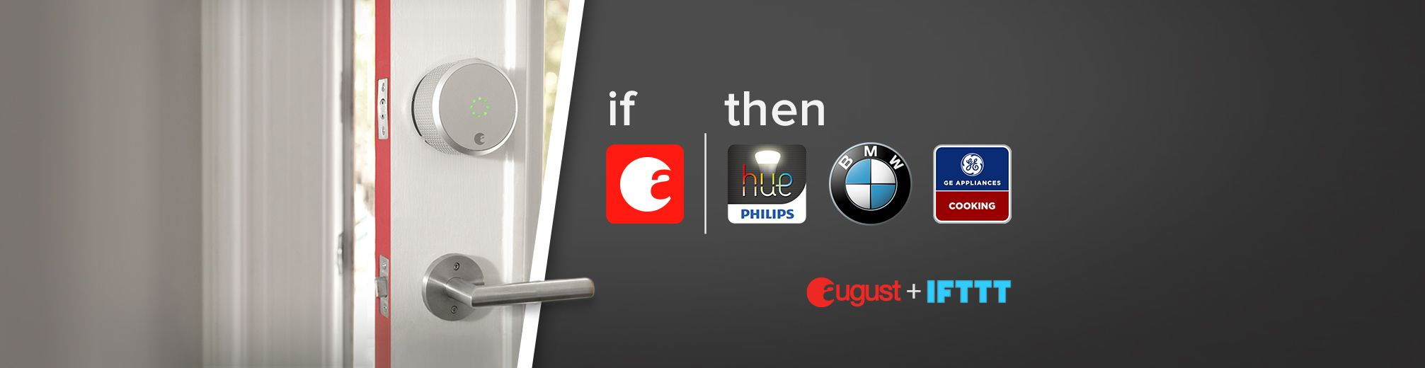 August Home Adds IFTTT Integration to Smart Lock