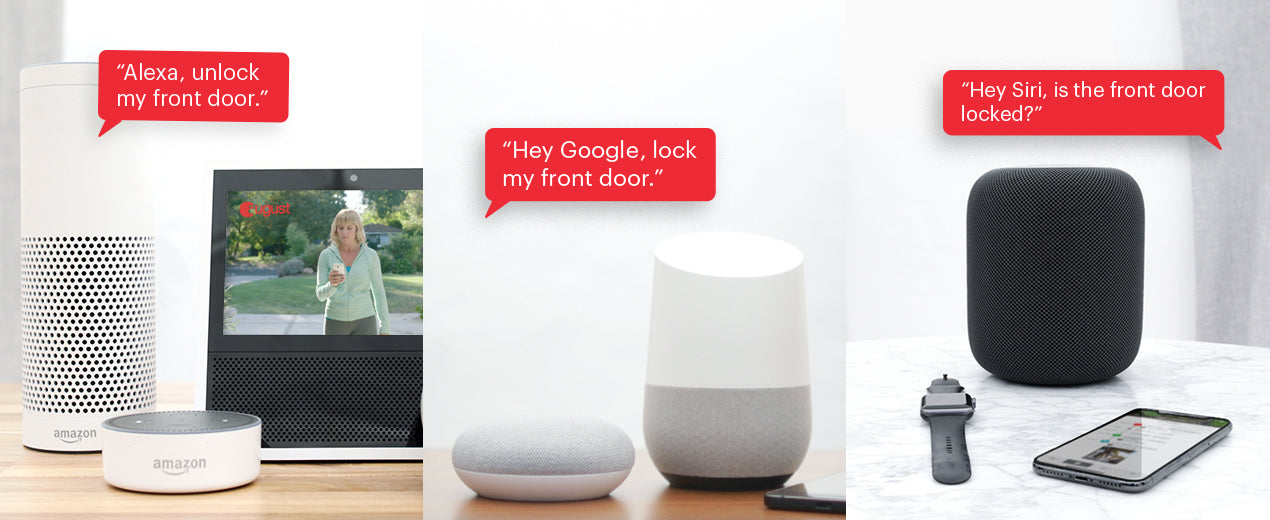 August Takes Hands Free Smart Home Access To The Next Level
