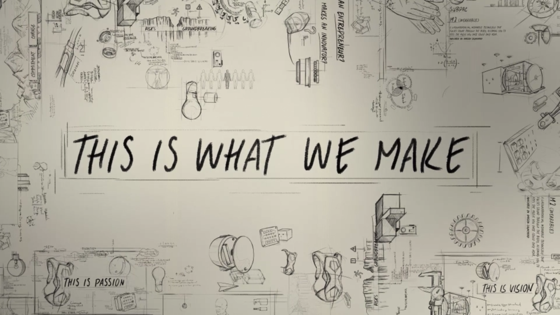 """This is What We Make"" Documentary Premieres"