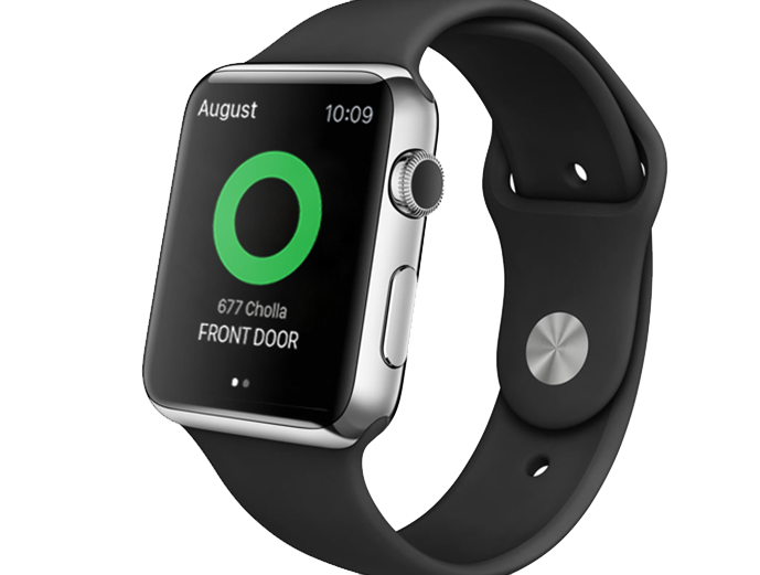 Introducing August Home for Apple Watch