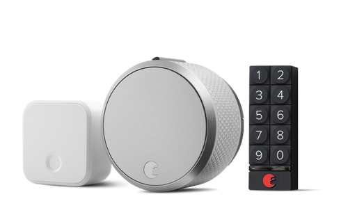 august smart lock pro + keypad