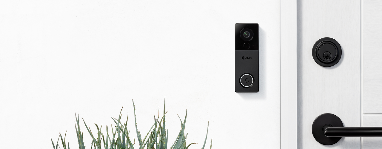 Your Smart Home Starts at the Front Door