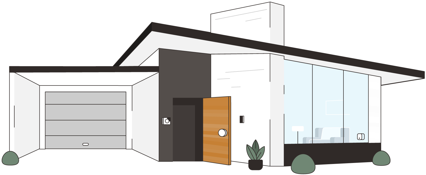 How It Works Smart Home Access Solutions August