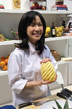 Top Chef Beverly Kim at our Housewares Show in Chicago