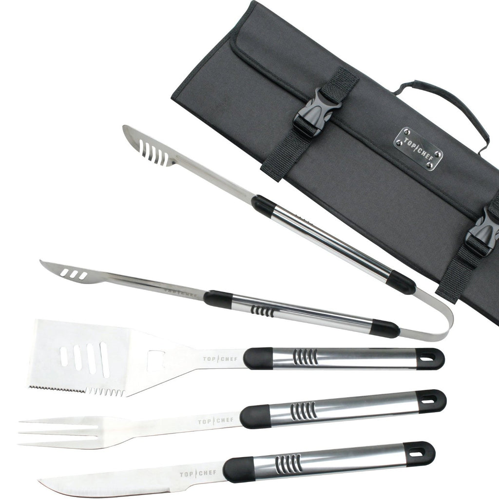 TOP CHEF® 5-Piece BBQ Set