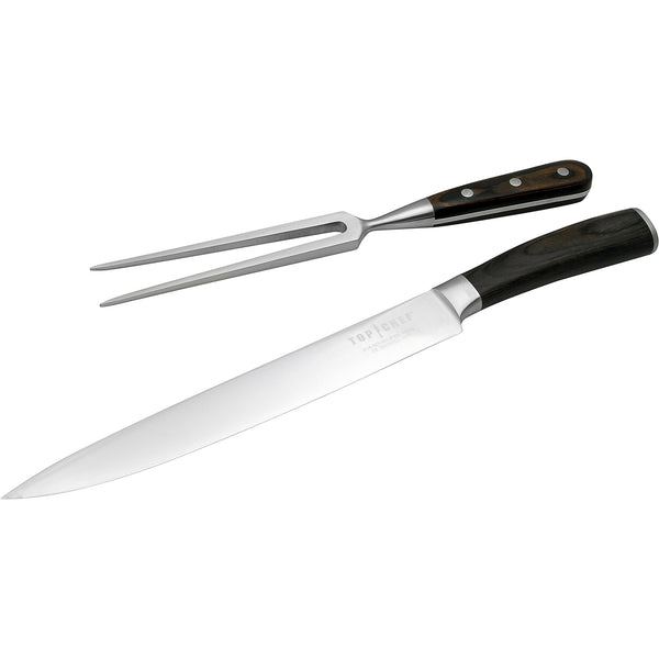 TOP CHEF® Dynasty 2-Piece Carving Set