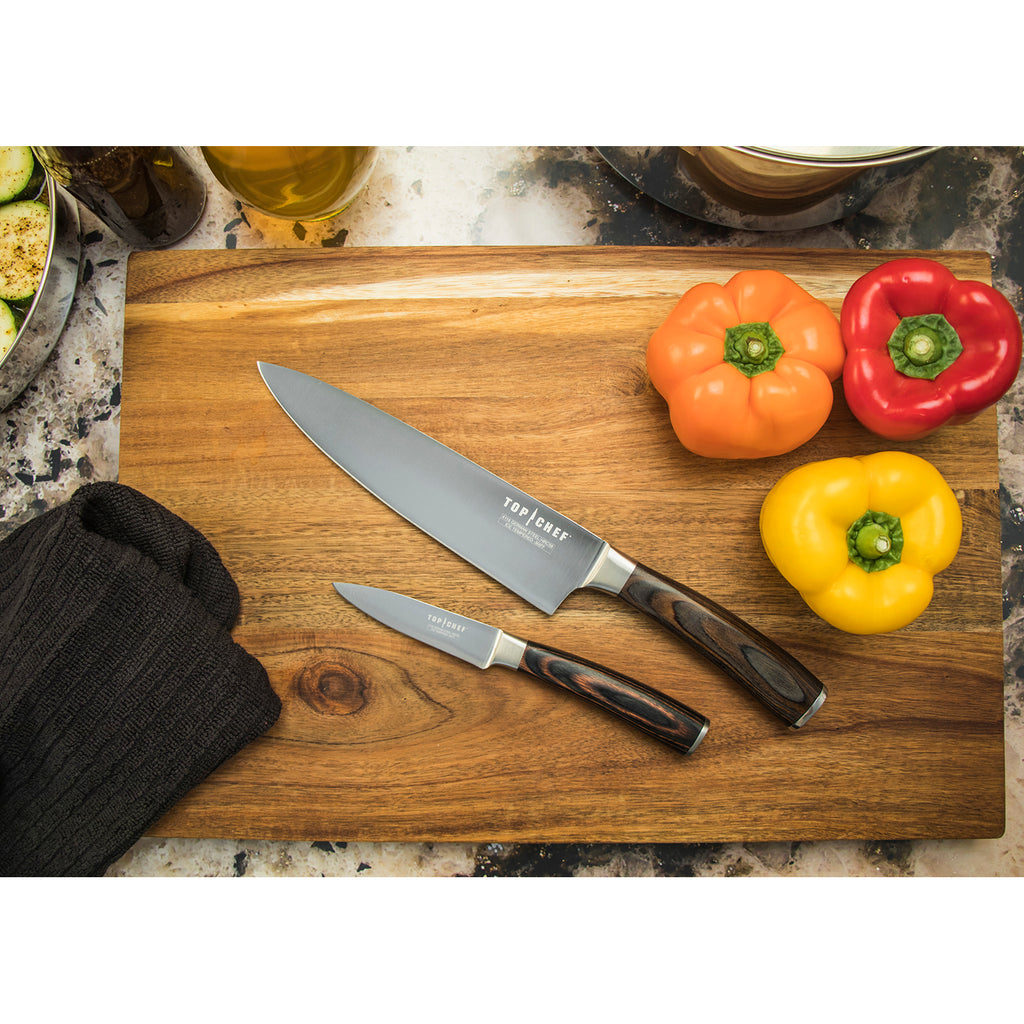 TOP CHEF® Dynasty 2-Piece Chef Knife Set