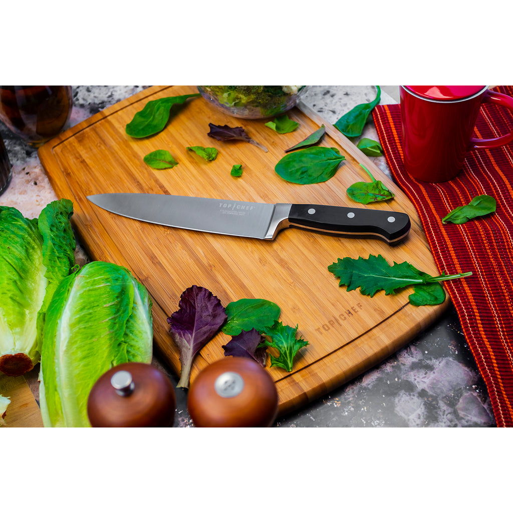 TOP CHEF® Bamboo Cutting Board