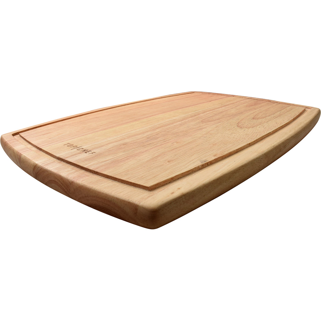 TOP CHEF® Natural Wood Cutting Board