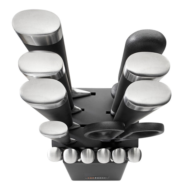TOP CHEF® Samurai 15-Piece Block Set