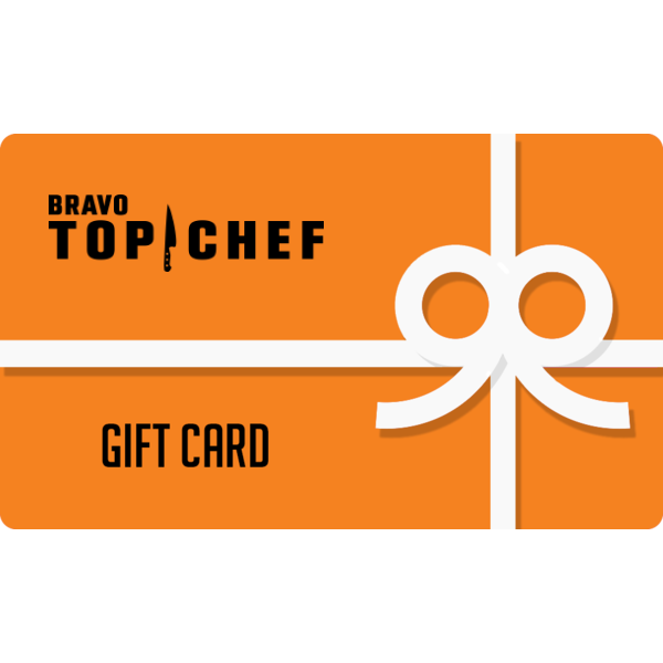 TOP CHEF® Electronic Gift Card