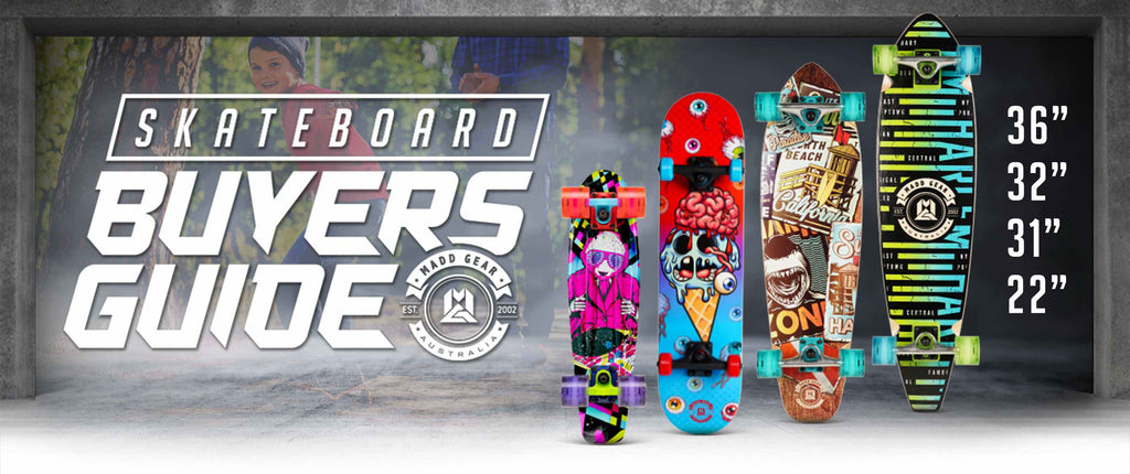 Skateboard Buyer's Guide