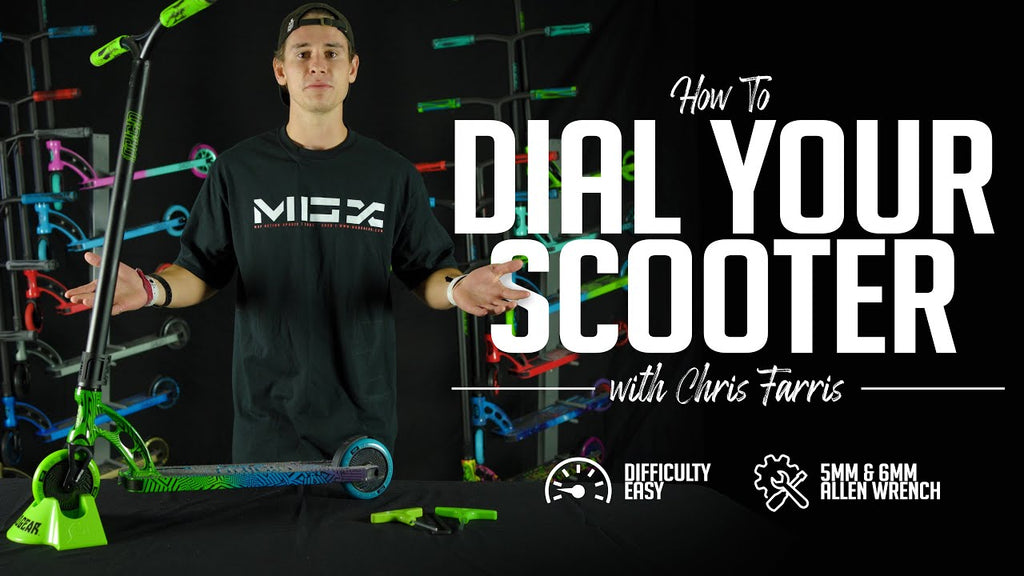 How to Dial Your Pro Scooter