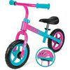 Zycom ZBike Balance Bike Pink Teal Girls