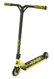 Madd Gear Kick Kaos Stunt Scooter Gold Black