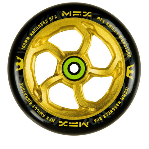 MFX RWilly - 120mm Hurricane Wheel