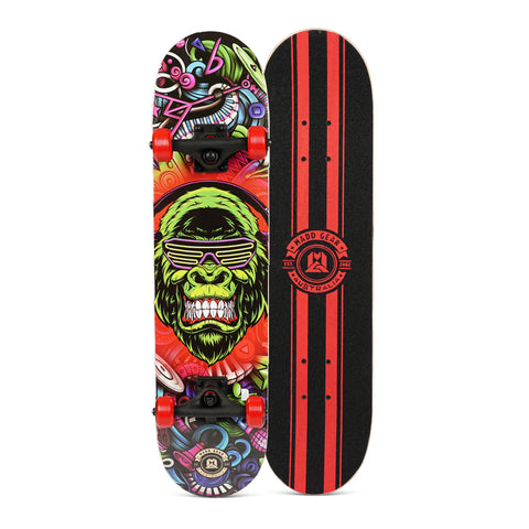 Madd Gear Complete Skateboard Kids Board Red