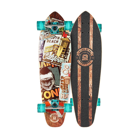 Madd Gear Cruiser Skateboard Surf
