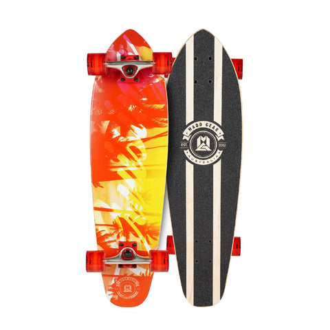 Madd Gear Cruiser Complete Skateboard Orange