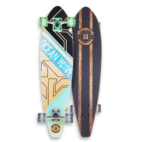 Madd Longboard Complete Skate Surf