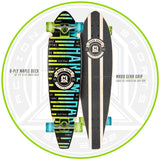 Madd Gear Complete Longboard Maple Deck