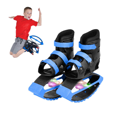 Madd Boost Boots Bouncing Blue Light-Up