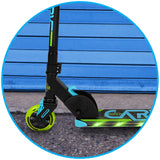 Light-Up Scooter Lights Folding Razor