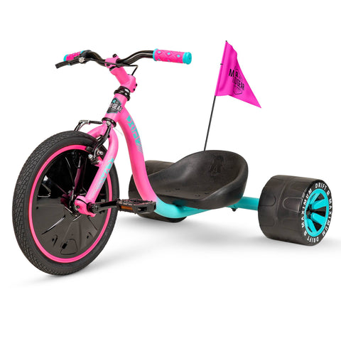 Madd Gear Girls Drift Trike Big Wheel