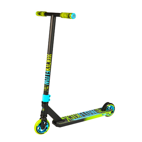 Madd Gear Kick Flow Stunt Scooter 2020 - Black/Green