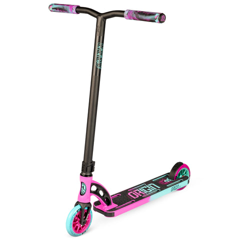 MGP Origin Pro Scooter Pink Teal Complete