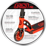 MGP Origin Pro Integrated Aluminum Fork