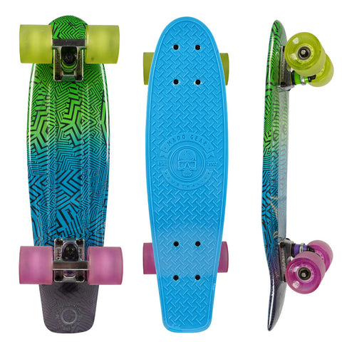 Madd Gear Penny Retro Board Blue Green