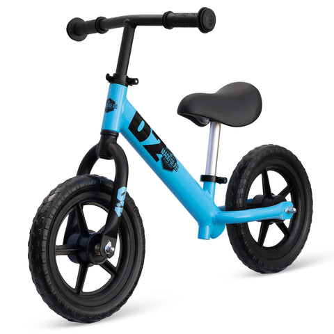 Madd Gear Rush Runner Balance Bike Kids Blue