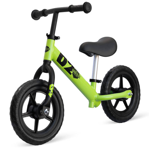 Madd Gear Rush Runner Kids Balance Bike Green