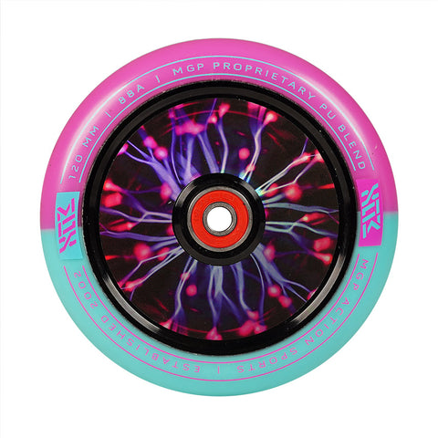Madd Gear P1 Pro Scooter Wheel Hollow Core Pink