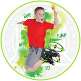Madd Kids Boosters Bouncing Boots - Green