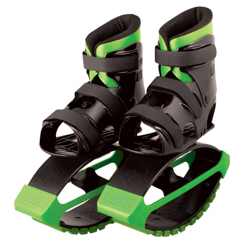 Madd Gear Boost Boots Boosters Jumping Shoes Space Air Green