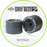 "Drift Trike Wheels Green Machine 6"" Dimensions"