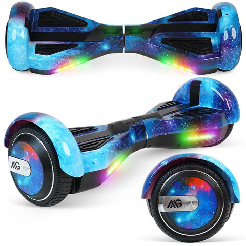 Madd Gear Hoverboard Hover Board Galaxy Lights