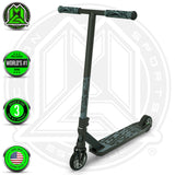 Madd Gear Kick Pro Stunt Scooter - Black / Silver