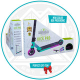 Madd Gear Kick Pro Stunt Scooter - Turquoise / Pink