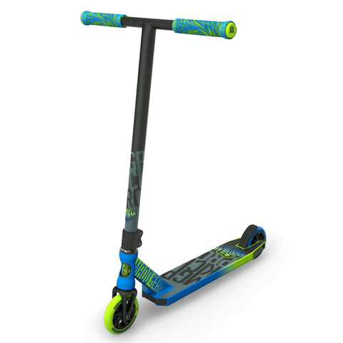 Madd Gear Kick Pro Stunt Scooter - Blue / Green