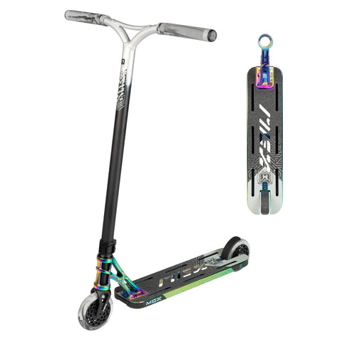 MGP MGX E1 Extreme Freestyle Scooter Neochrome