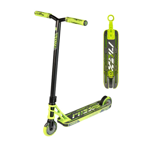 MGP MGX S1 Shredder Green Pro Scooter