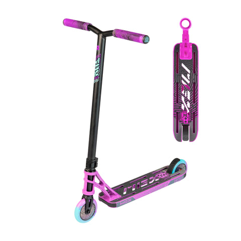 Madd Gear MGP MGX S1 Shredder Scooter Purple Teal
