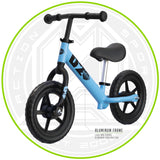 Madd Gear Balance Bike Blue Aluminum