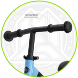 Madd Gear Balance Bike Blue Grips
