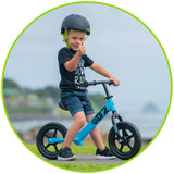 Madd Gear Balance Bike Blue Kids