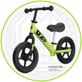 Toddler Balance Bike Green