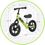 Foot to Floor Bike My First